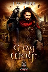 Gray Wolf (Legends of Ansu Book 1) Kindle Edition
