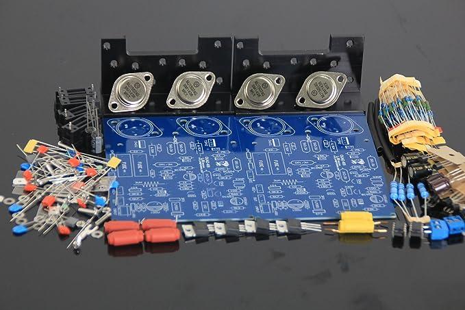 1 opinioni per nobsound® quad405amplificatore 2.0Channel Stereo HIFI Audio Amplificatore Kit
