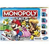 Hasbro Monopoly Gamer Battle For The Highest Score Board Game - 8 Years & Above - Multi Color