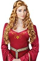 California Costumes Women's Ginger Color Lady Guinevere Wig
