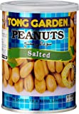 Tong Garden Salted Peanuts Can, 150g