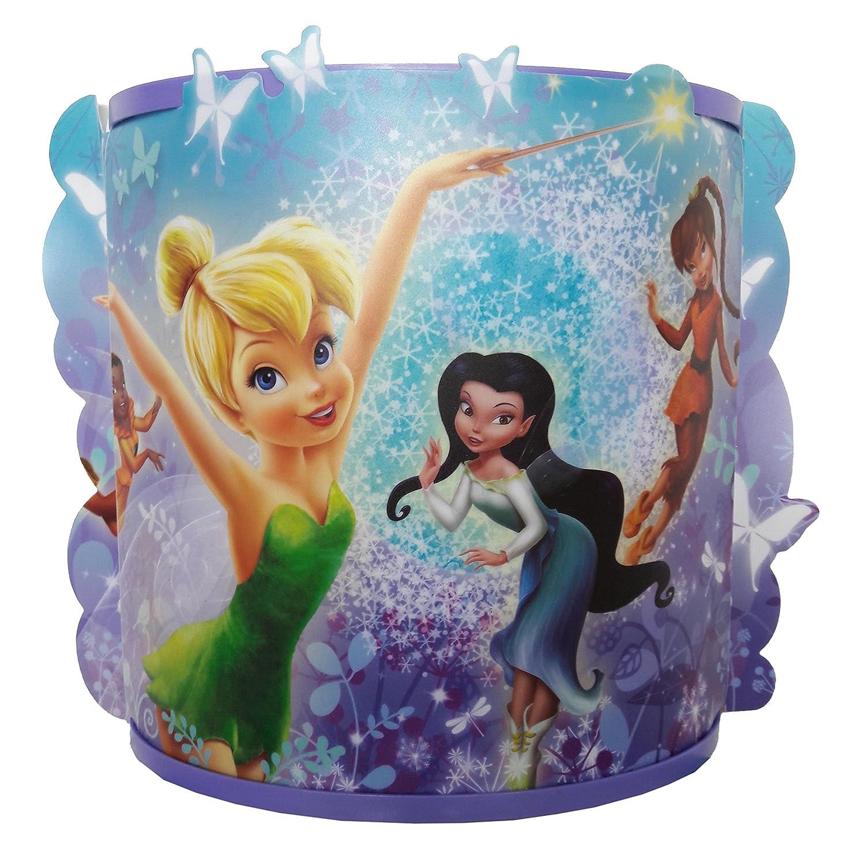 Tinkerbell Wandlampe für Kinderzimmer - Lampe - Ideal auch als ...
