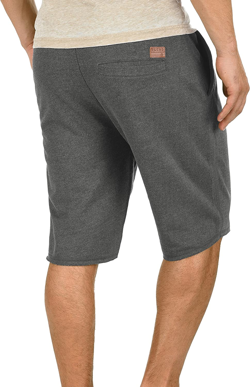 Blend Grobmo Mens Sweat Shorts Bermuda with Fleece Lining