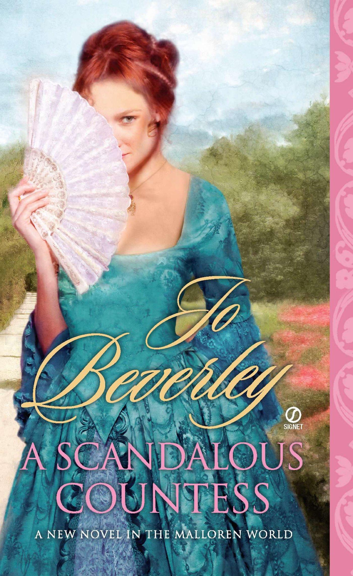 A Scandalous Countess: A Novel Of The Malloren World: Jo Beverley:  9780451236043: Amazon: Books