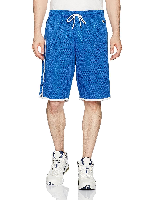 Limited Edition Champion Men/'s Athletic CEM559 Champion LIFE Mens European Collection Mesh Short
