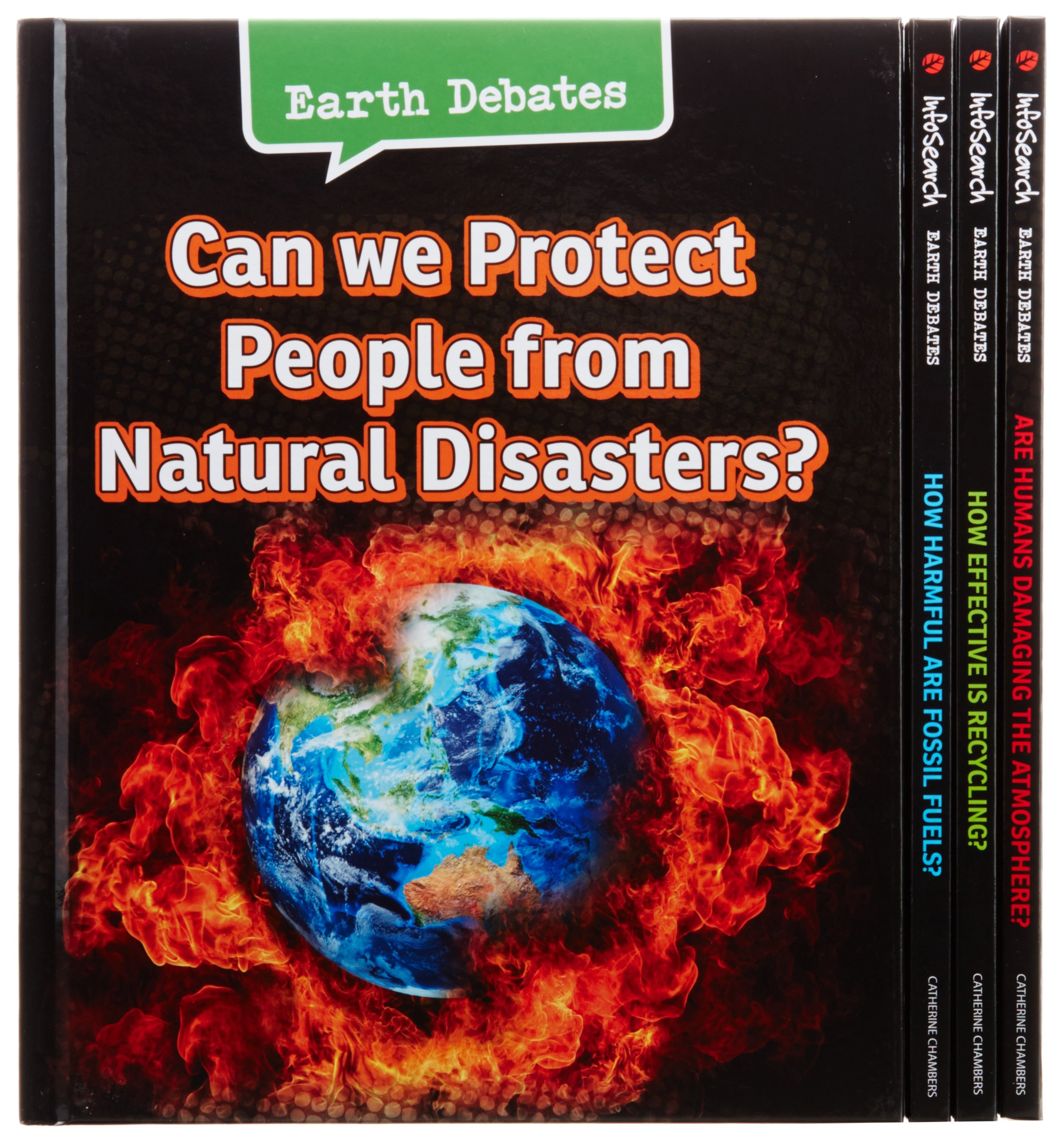 Earth Debates (Infosearch: Earth Debates) PDF