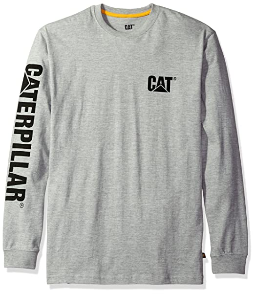 0ab94a5fcb673 Caterpillar - Playera de Manga Larga para Hombre  Amazon.com.mx ...