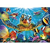 Buffalo Games - Vivid Collection - Tiny Bubbles - 300 Large Piece Jigsaw Puzzle