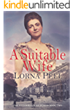 A Suitable Wife (The Fitzgeralds of Dublin Book 2)