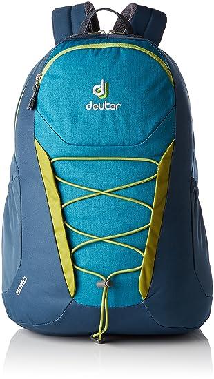 Deuter Gogo Mochila, Unisex Adulto, Azul (Petroleo/Arctic), 24x36x45 cm (W x H x L): Amazon.es: Zapatos y complementos