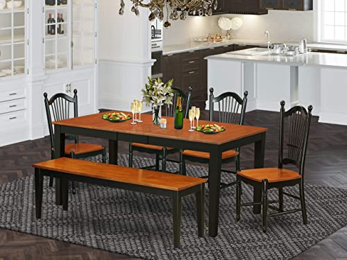 6 PC dining room set
