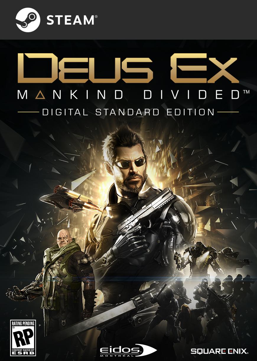 (Deus Ex: Mankind Divided [Online Game Code])