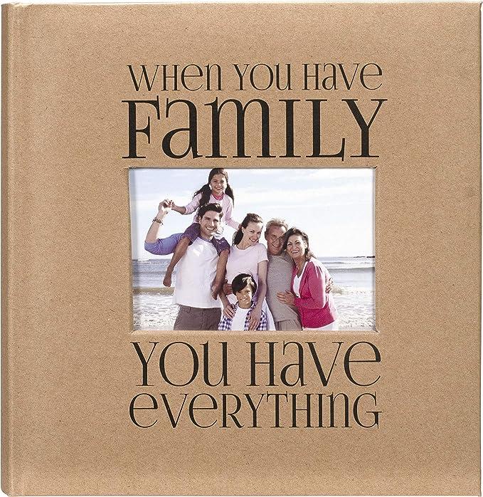 40 Malden International Designs Hello Baby Fotoalbum wei/ß 4/x 6