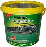 MANNA 122204824 Rasenlangzeitdünger, 10 kg
