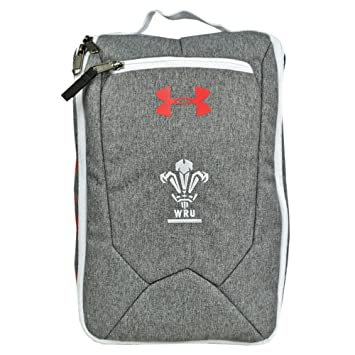00ed7bb833bf Under Armour Welsh Rugby WRU Official Boot Bag  Amazon.co.uk  Sports    Outdoors
