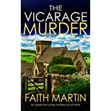 THE VICARAGE MURDER an addictive crime mystery full of twists (Monica Noble Detective Book 1)