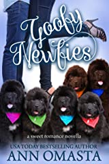 Goofy Newfies: A heartwarming and sweet romance, plus puppies! (The Pet Set Book 1) Kindle Edition