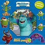 Monstruos University. Mi primer libro puzle (Disney. Monstruos University)