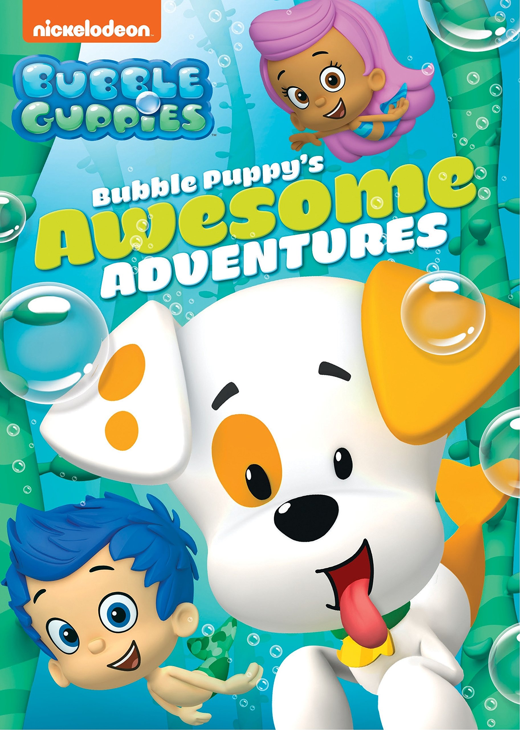 DVD : Bubble Guppies: Bubble Puppy's Awesome Adventures (Dubbed, Widescreen, Amaray Case)