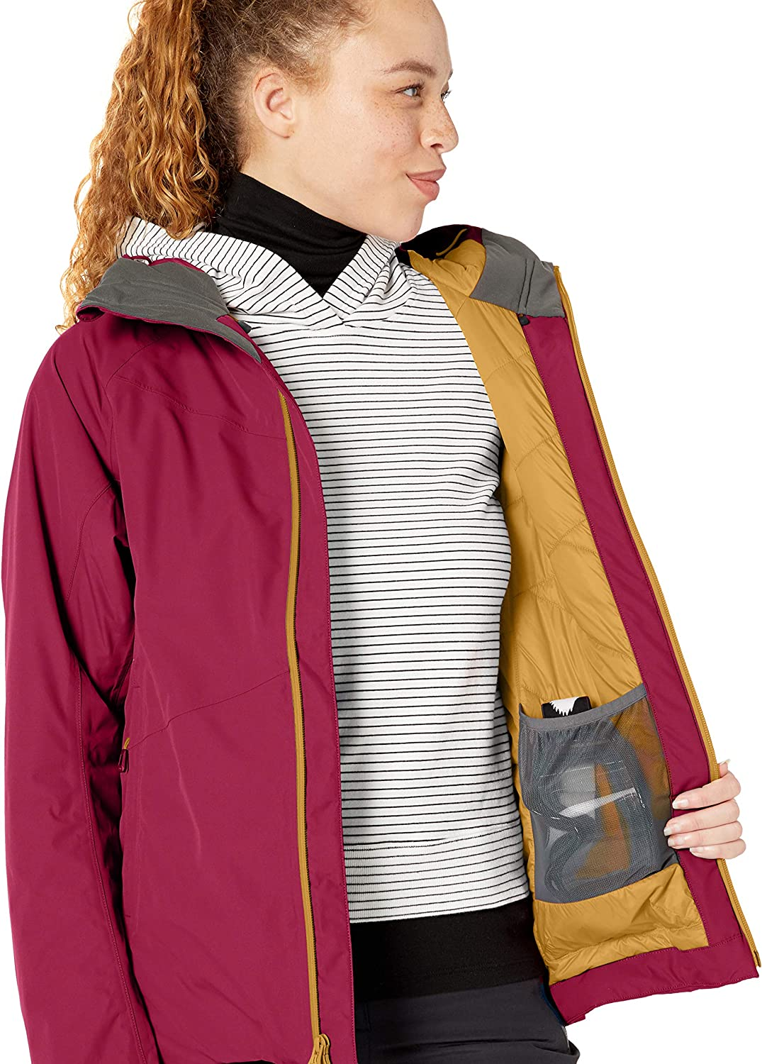 Outdoor Research womens Ws Fortress Jacket