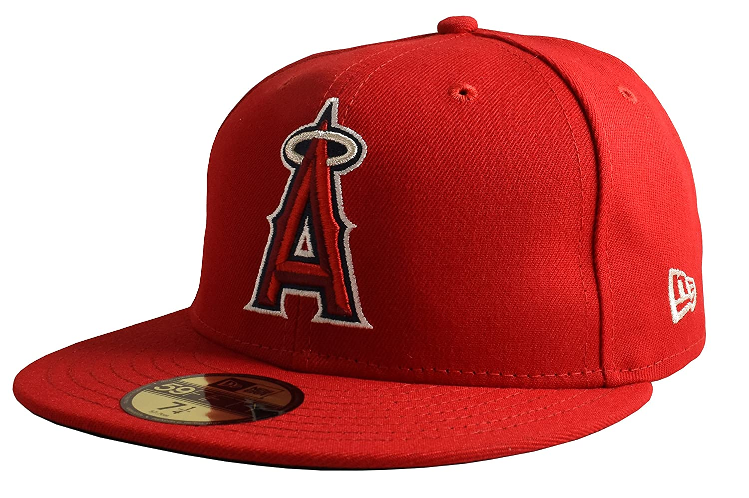 brand new 4a83f 6fce1 Amazon.com   New Era 59FIFTY Los Angeles Angels of Anaheim 2018 Authentic  Collection On Field Game Cap   Shoes