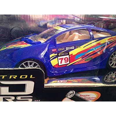 RAD RACER 2.0 Remote Control 5 Function Car, Colors Will Vary: Toys & Games