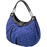 Petunia Pickle Bottom Hideaway Hobo Diaper Bag in Westminster Stop