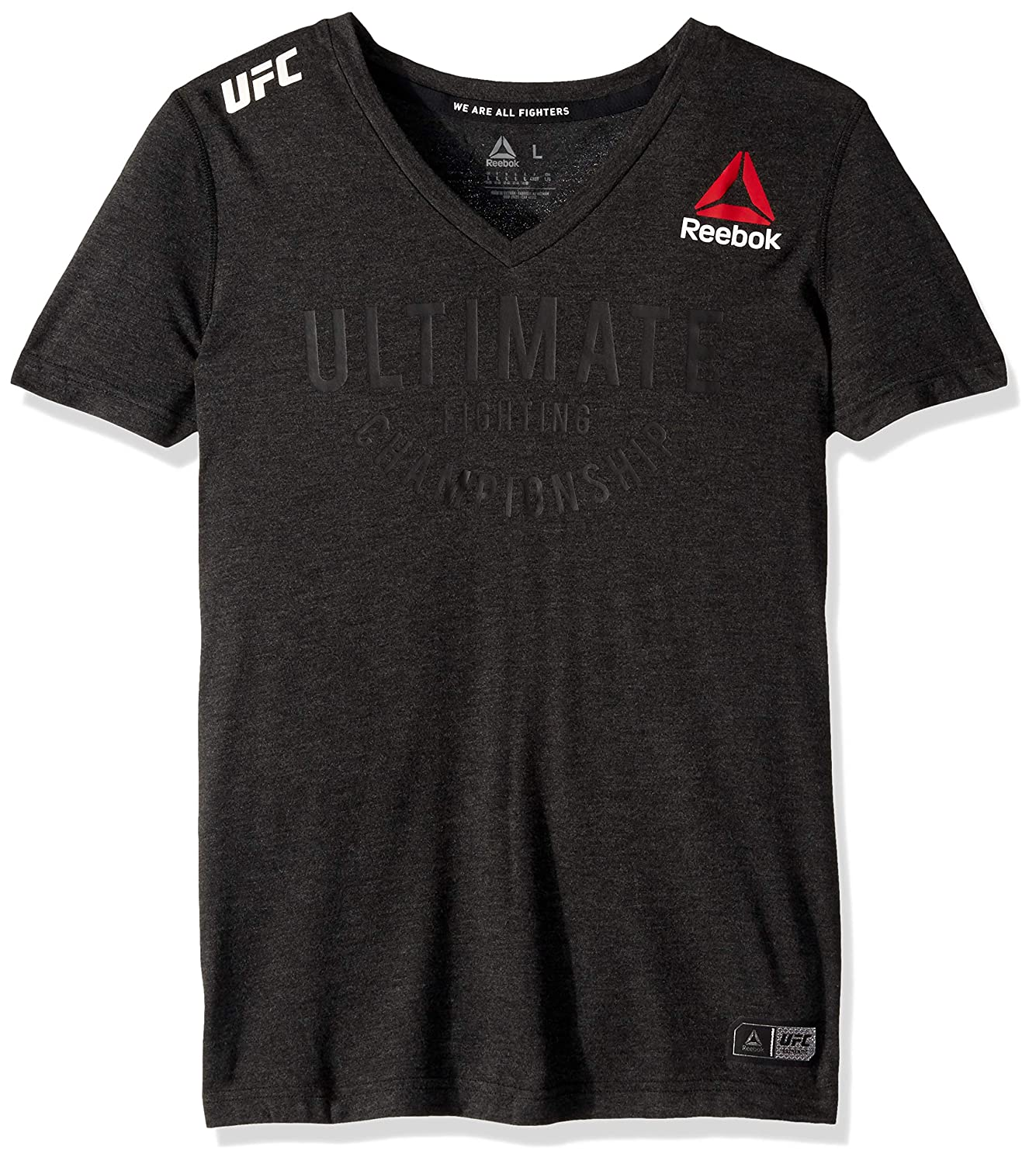 c342a521597ec Amazon.com : Reebok UFC Womens Ultimate Jersey : Clothing