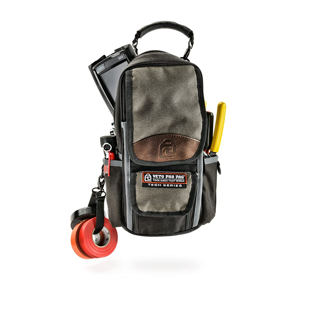 VETO PRO PAC MB2 Tall Meter Bag Review