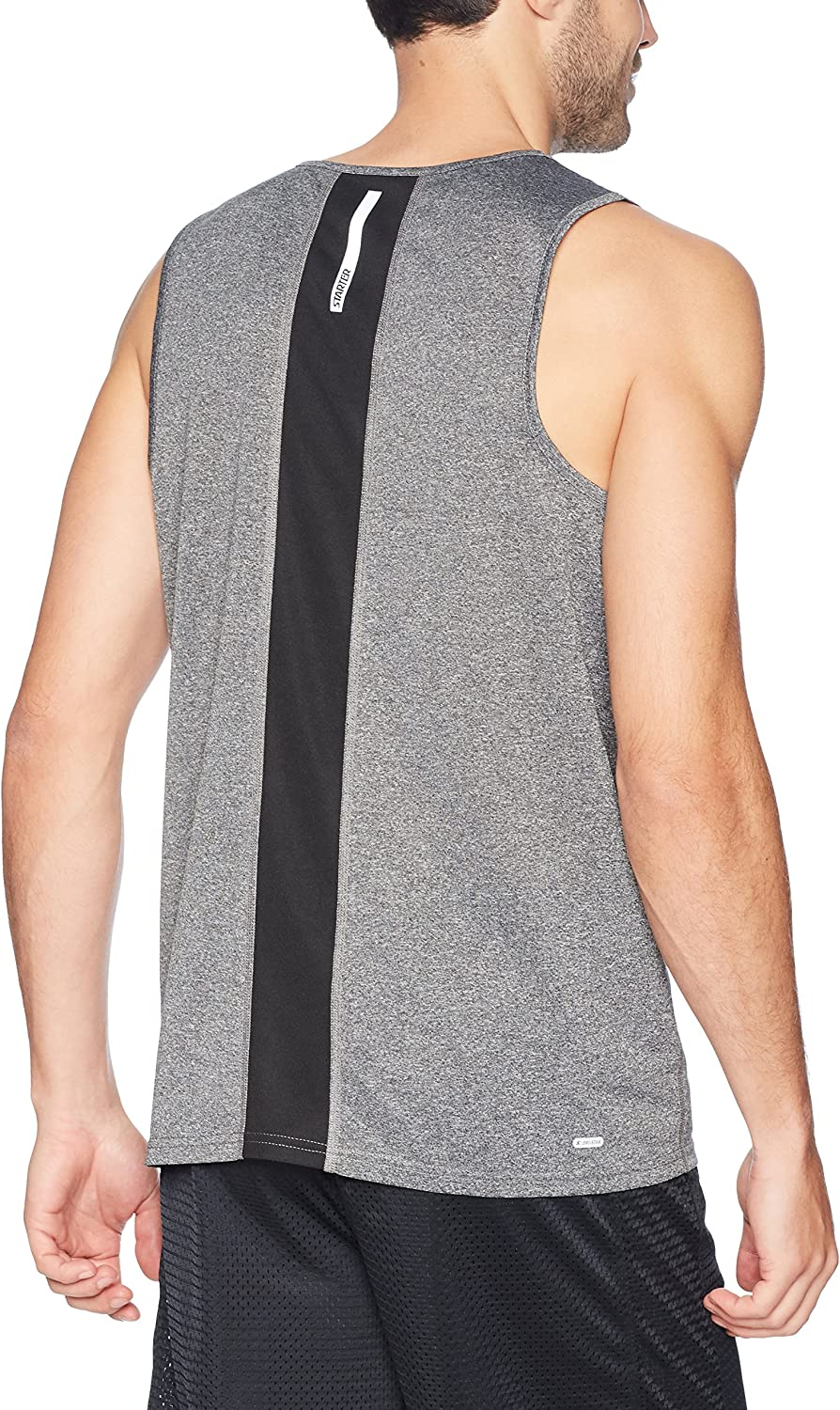 Starter Men's TRAINING-TECH Running Tank Top with Ventilation,  Exclusive: Clothing