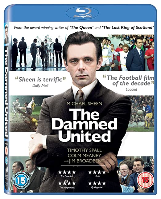 The_Damned_United [Reino Unido] [Blu-ray]: Amazon.es: Michael Sheen, Timothy Spall, Colm Meaney, Jim Broadbent, Stephen Graham, Maurice Roeves, Mark Cameron, Henry Goodman, Mark Bazeley, Tom Hooper, Michael Sheen, Timothy Spall, Andy Harries, Damned