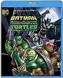 【メーカー特典あり】バットマン vs ミュータント・タートルズ(DC×モンキー・パンチ オリジナルステッカー付) [Blu-ray]