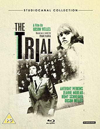 Image result for the trial poster amazon