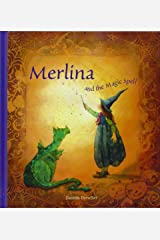 Merlina and the Magic Spell Hardcover