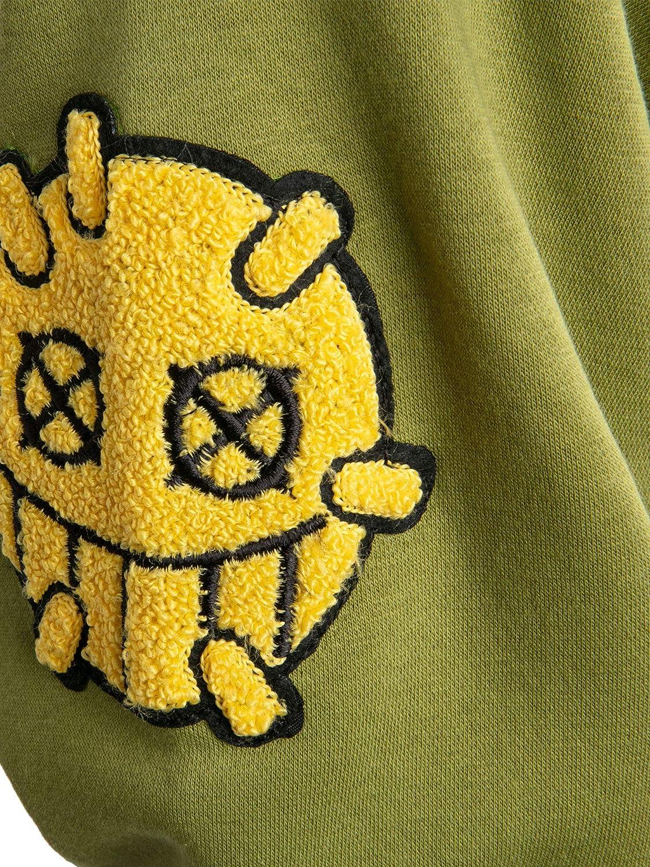 JINX Overwatch Hooded Jacket Junkrat Deluxe Brown Green Multicolour