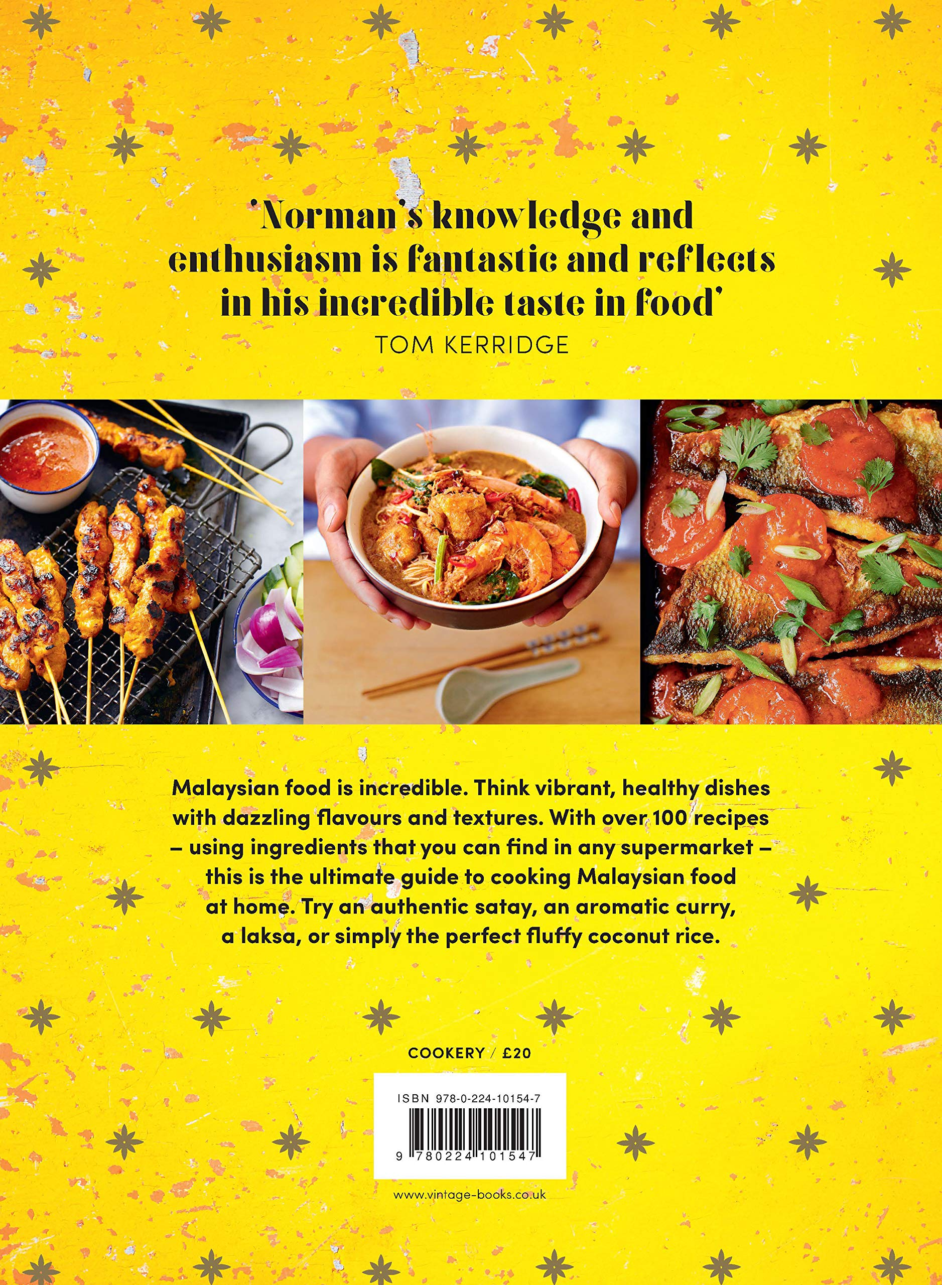 Amazing malaysian recipes for vibrant malaysian home cooking amazing malaysian recipes for vibrant malaysian home cooking amazon norman musa 9780224101547 books forumfinder Images