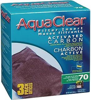 Reliable Fluval Aquaclear 70 Aquarium Power Filter 40-70 Gal 300gph A615