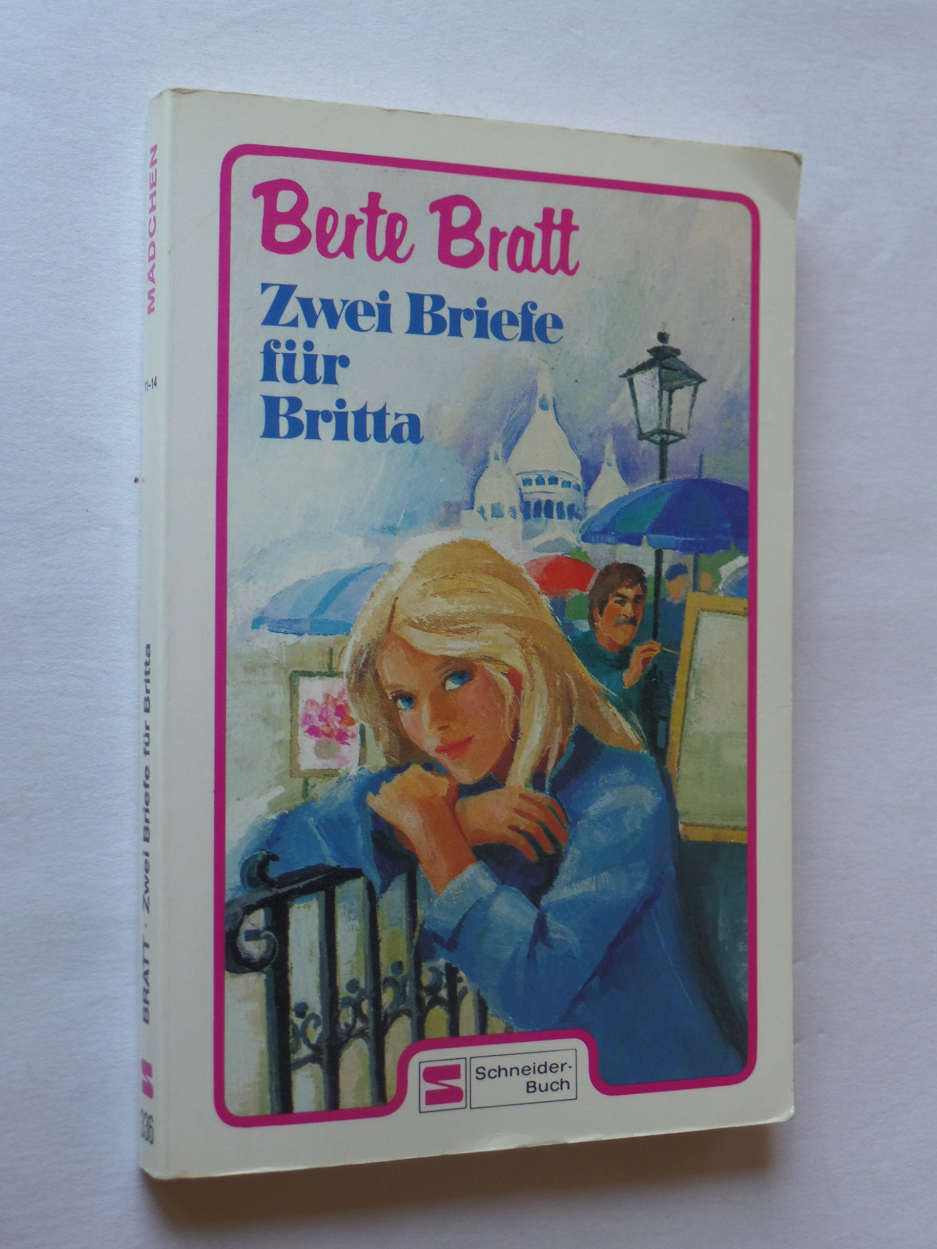 Zwei Briefe für Britta.