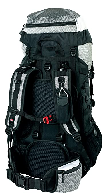 Amazon.com : Swiss Gear Ibex Large Top Load Internal Frame Pack ...