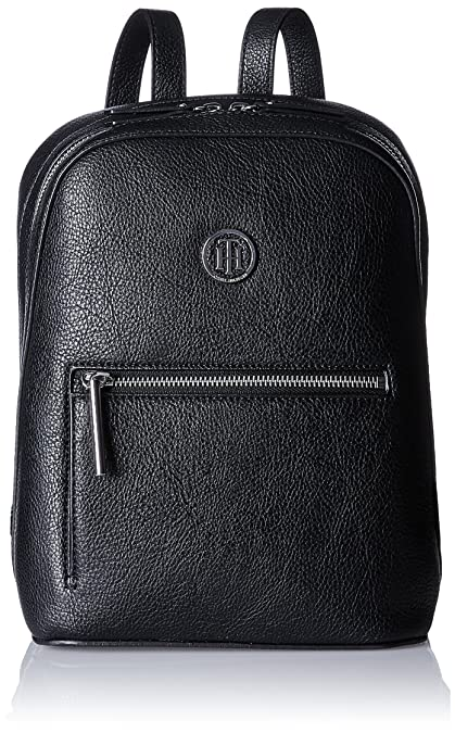 Tommy Hilfiger Th Core Mini Backpack, Women's Black, 28x13x23 cm (B x H T