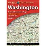Delorme Atlas & Gazetteer: Washington