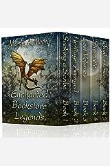 Enchanted Bookstore Legends (5-book complete epic fantasy romance box set) Kindle Edition