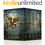 Enchanted Bookstore Legends (5-book complete epic fantasy romance box set)