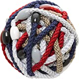 L. Erickson Narrow Grab & Go Pony Ball, Anchor, Set of Thirty - Exceptionally Secure with Gentle Hold