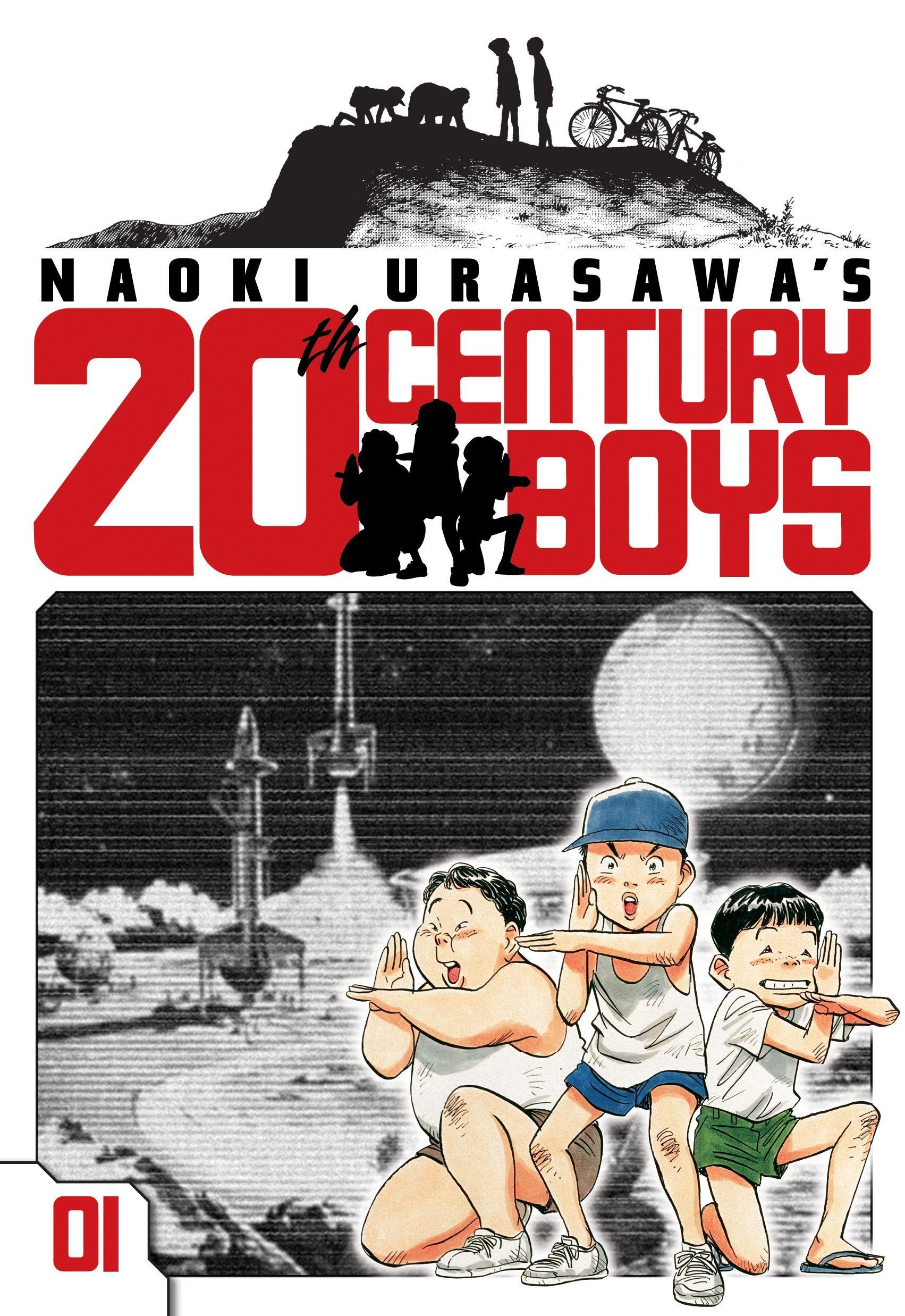 Download Naoki Urasawa's 20th Century Boys, Vol. 1: Friends ebook