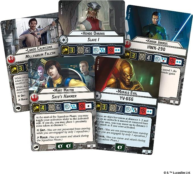 Star Wars Armada Rebellion in the Rim Expansion Brand New In Stock