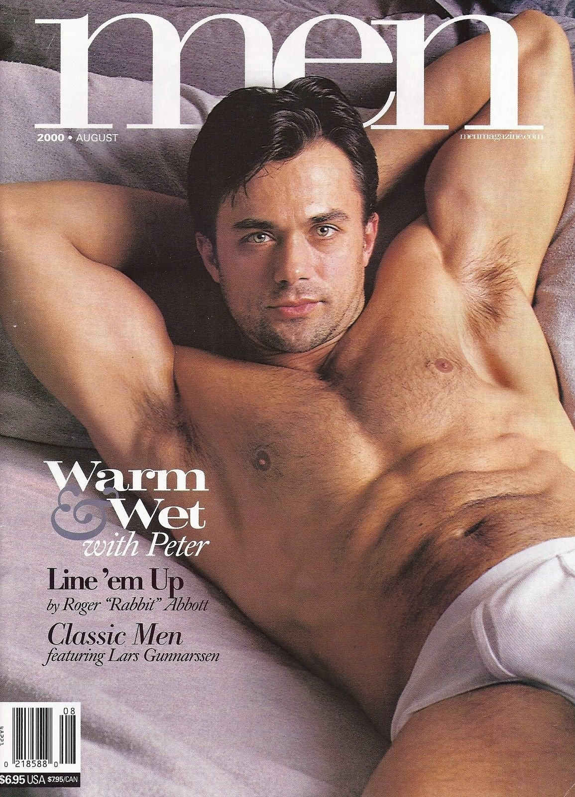 Lot of 8 Men Magazines from 2000-2003 [Studs, Hairy Daddies, Nude  Bodybuilders]: Alan Carter: Amazon.com: Books