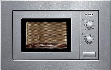 Bosch HMT72G650 integrable, 17 litros, Microondas 800 W, Grill ...