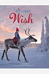 The Reindeer Wish (A Wish Book) Kindle Edition