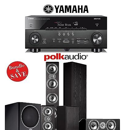 Amazon.com: Yamaha AVENTAGE RX-A760BL 7.2-Channel Network A/V ...